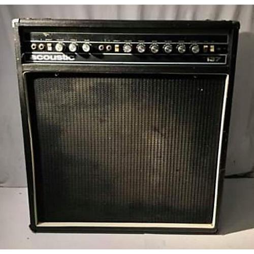Acoustic Model 137 Bass Combo Amp
