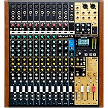 Open Box Tascam Model 16 16-Channel Multitrack Recorder with Analog Mixer and USB Interface