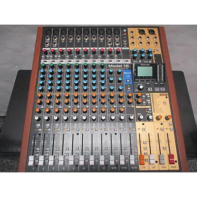 TASCAM Model 16 MultiTrack Recorder