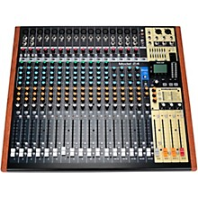 Open Box Tascam Model 24 24-Channel Multitrack Recorder with Analog Mixer and USB Interface