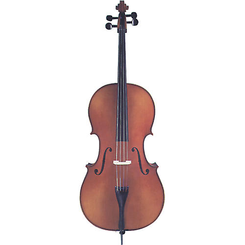 Strunal Model 4/3 Fully-Carved Cello Outfit