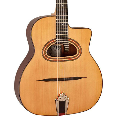 Paris Swing Model 42 D-Hole Gypsy Jazz Acoustic Guitar