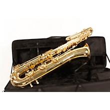 Open BoxInternational Woodwind Model 661 Bass Saxophone