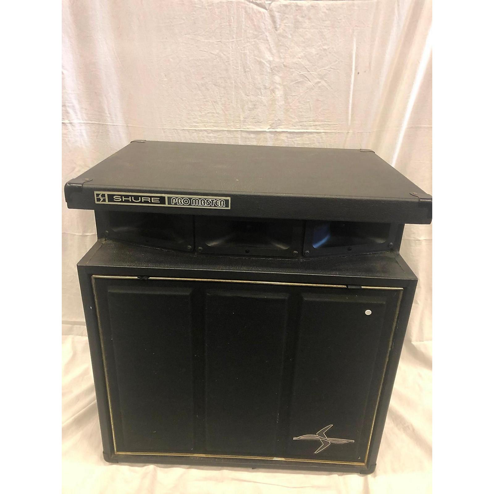 Shure Model 709 Unpowered Speaker