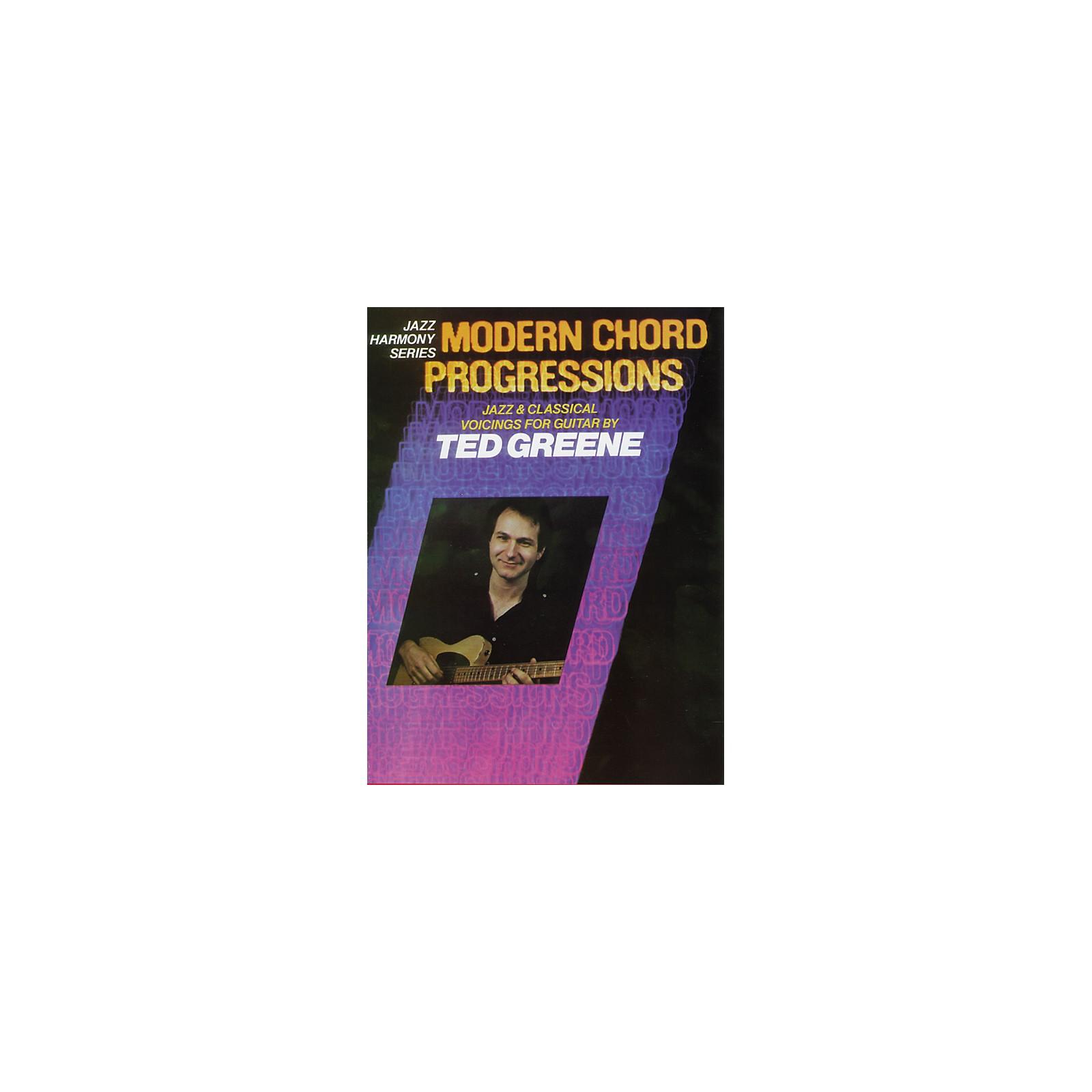 Alfred Modern Chord Progressions Book