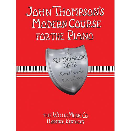 Hal Leonard Modern Course For The Piano Second Grade Book