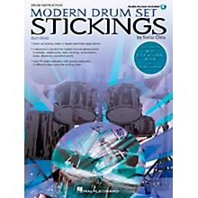 Hal Leonard Modern Drum Set Stickings Book/CD
