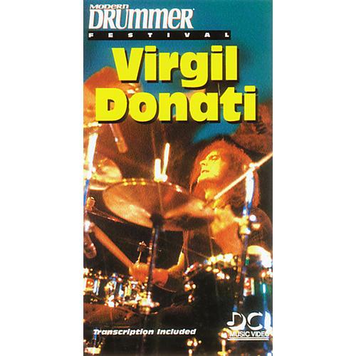 Alfred Modern Drummer Festival - Virgil Donati Video