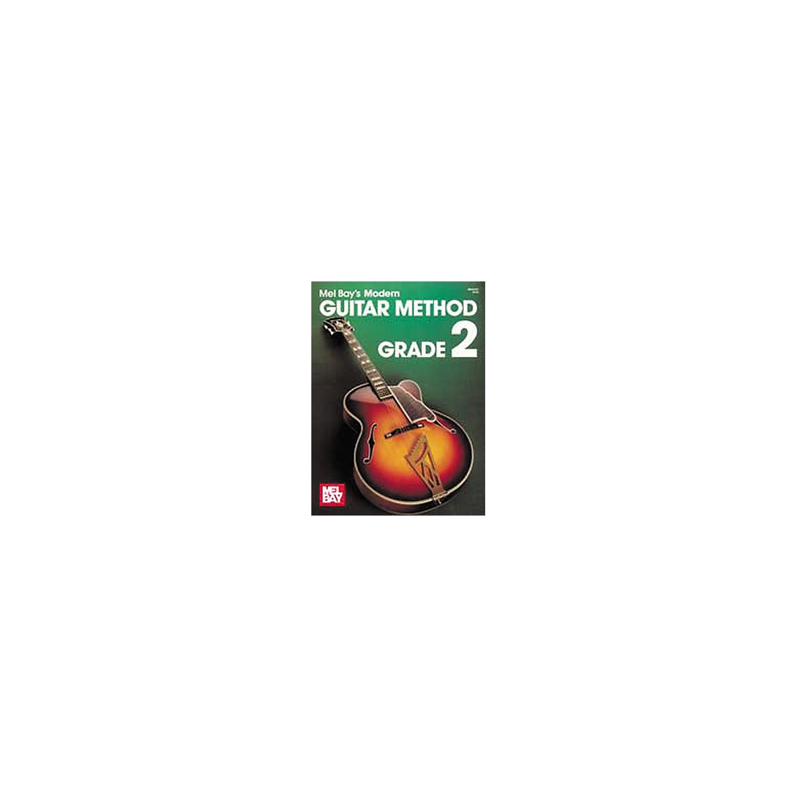 Mel Bay Modern Guitar Method Grade 2 Book