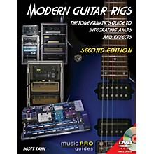 Hal Leonard Modern Guitar Rigs Music Pro Guide Series Softcover with DVD-ROM Written by Scott Kahn
