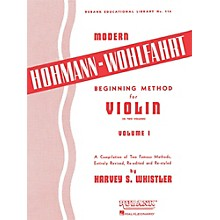 Hal Leonard Modern Hohmann-Wohlfahrt Beginning Method for Violin, Volume 1