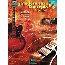 Musicians Institute Modern Jazz Concepts for Guitar (Book/CD)