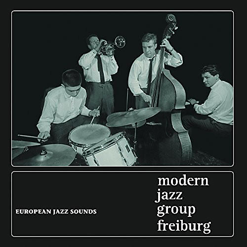 Alliance Modern Jazz Group Freiburg - European Jazz Sounds