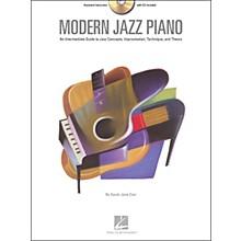Hal Leonard Modern Jazz Piano Book/CD