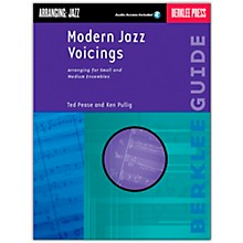 Berklee Press Modern Jazz Voicings Arranging for Ensembles Book/Online Audio