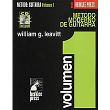 Berklee Press Modern Method for Guitar (Spanish Edition) - Volume 1 (Book/CD)