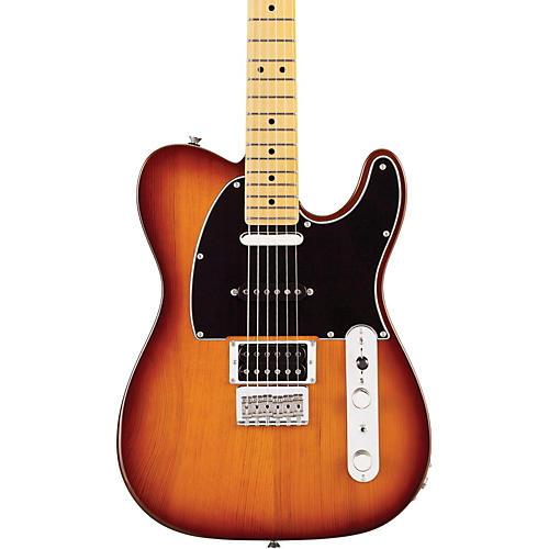 fender modern player telecaster plus electric guitar honey burst maple fretboard musician 39 s friend. Black Bedroom Furniture Sets. Home Design Ideas