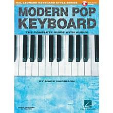 Hal Leonard Modern Pop Keyboard - The Complete Guide with Audio Keyboard Instruction Book/Audio Online by Mark Harrison