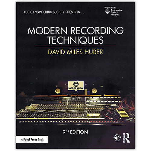 Focal Press Modern Recording Techniques-9th Edition
