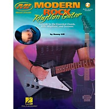 Musicians Institute Modern Rock Rhythm Guitar (Book/CD)