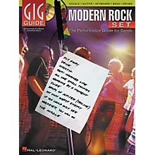 Hal Leonard Modern Rock Set Gig Guide (Book/CD)