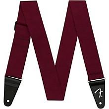 Modern Tweed Strap Black and Red