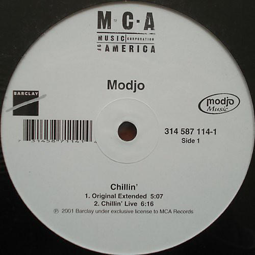 Alliance Modjo - Chillin'