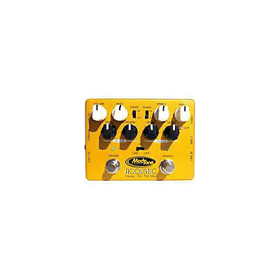 Modtone Modtone Custom Line Acoustic Preamp Pedal Pedal