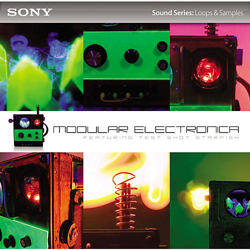 Sony Modular Electronica
