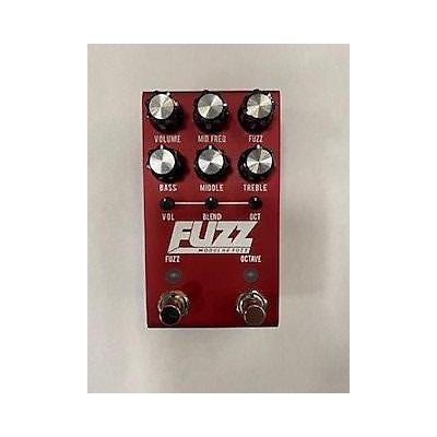 Jackson Audio Modular Fuzz Effect Pedal