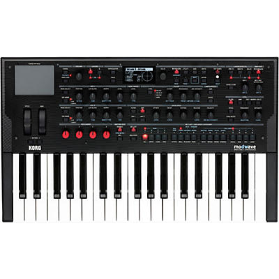 Korg Modwave Wavetable Synthesizer With KAOSS Physics and Motion Sequencing 2.0