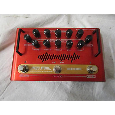 Hotone Effects Mojo Attack Solid State Guitar Amp Head