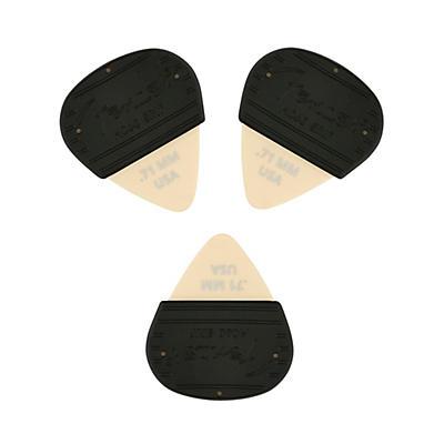 Fender Mojo Grip Dura-Tone Delrin Guitar Picks (3-Pack)