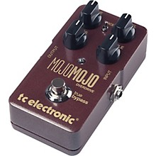 Open Box TC Electronic MojoMojo Overdrive Guitar Effects Pedal