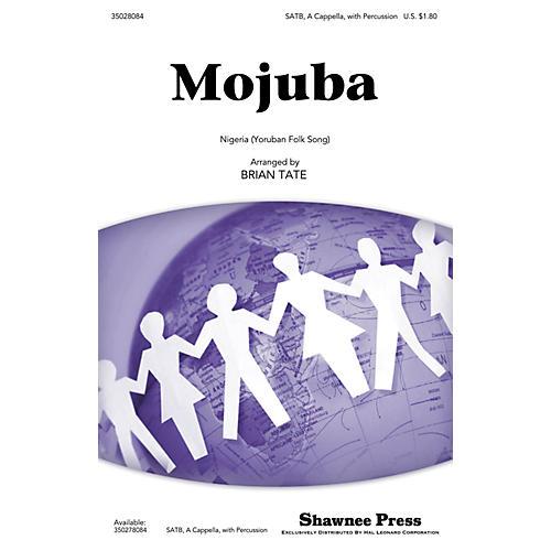 Shawnee Press Mojuba SATB arranged by Brian Tate