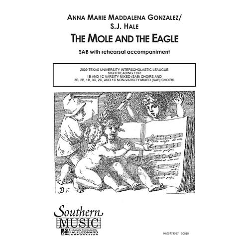 Hal Leonard Mole And The Eagle The (Choral Music/Octavo Secular Sab) SAB Composed by Gonzalez, Anna Marie