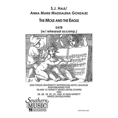 Hal Leonard Mole And The Eagle The (Choral Music/Octavo Secular Satb) SATB Composed by Gonzalez, Anna Marie