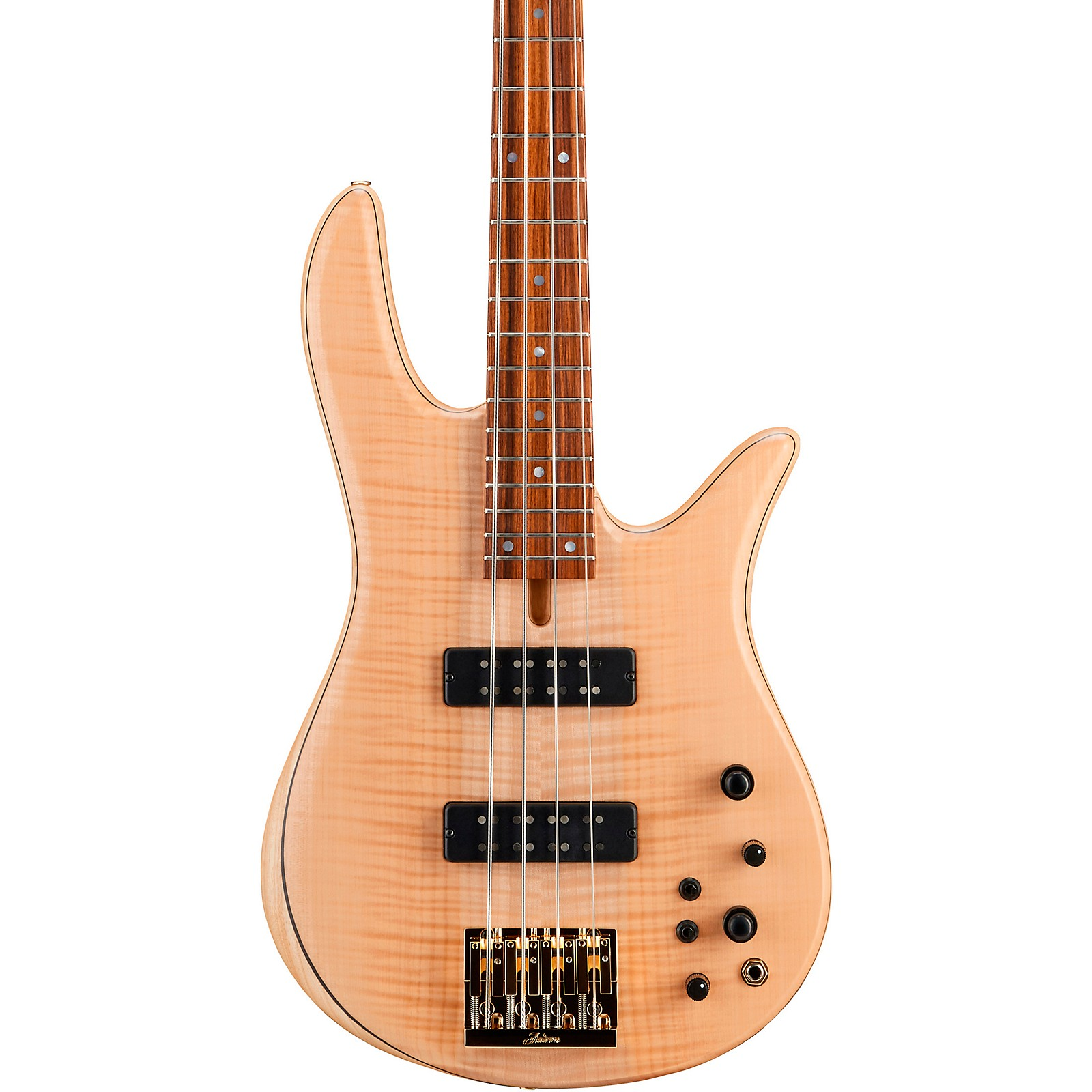Fodera Guitars Monarch 4 Standard Electric Bass