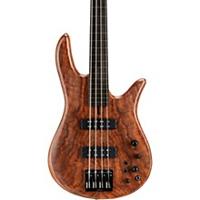 Fodera Guitars Monarch 4 Standard Fretless Electric Bass