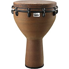 Mondo Designer Series Key-Tuned Djembe Earth 28 x 18 in.