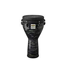 Mondo Key-Tuned Djembe Evergreen 12x24