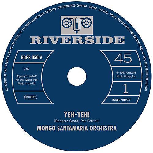 Alliance Mongo Orchestra Santamaria - Yeh-Yeh! / Get the Money