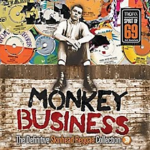 Monkey Business: The Definitive Skinhead Reggae Collection / Various