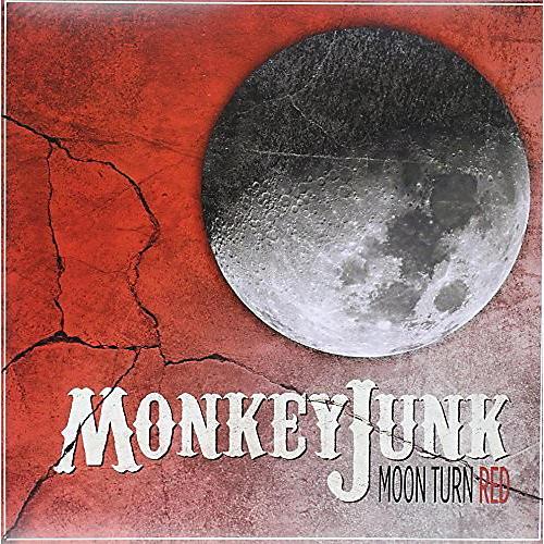 Alliance Monkey Junk - Moon Turn Red (LP)