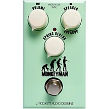 Open BoxRockett Pedals Monkeyman Overdrive and Reverb Effects Pedal