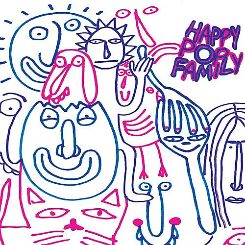 Alliance Monomyth - Happy Pop Family