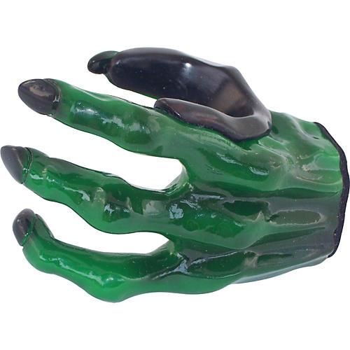 Grip Studios Monster-Green 3 Finger Custom Guitar Hanger