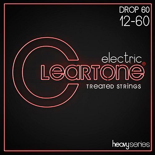 Cleartone Monster Heavy Series Nickel-Plated Drop C# Electric Guitar Strings