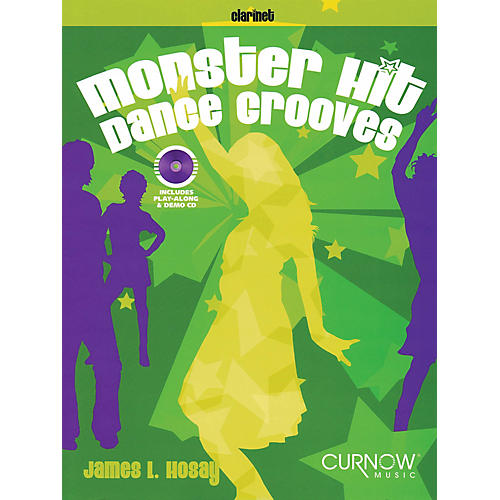 Curnow Music Monster Hit Dance Grooves (Tenor Saxophone) Concert Band