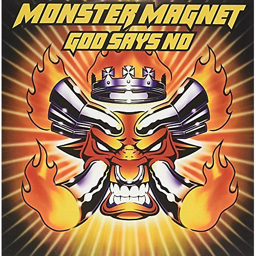 Alliance Monster Magnet - God Says No: Deluxe Edition